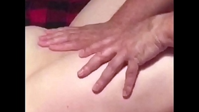 Nice tits mature sexy milf finger-tickled and fucked - POV