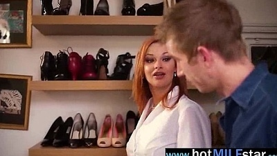(tarra white) Grown up Lady Get Agile On Mamba Dick In Hard Bang video-28