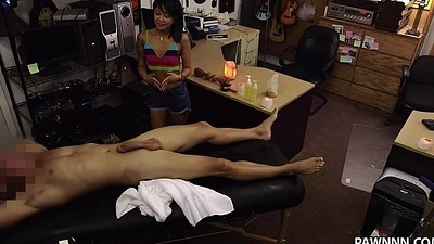 Oriental rubs about a becoming ending - XXX Pawn