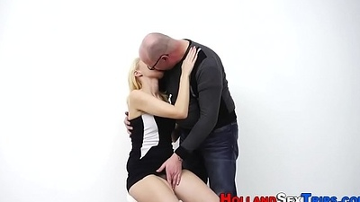 Real fucked whore spunked