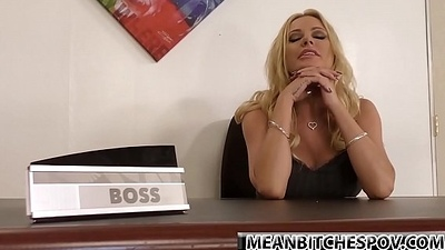 Become Briana Banks'_ Bitch!